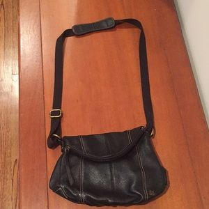 The Sak black pocketbook